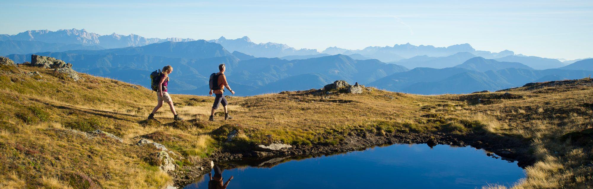 Wandern & Slow Trails | ©Kärnten Werbung