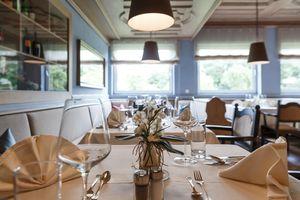 Großer Speisesaal nur für unsere Hotelgäste