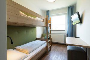 separates Kinderschlafzimmer (FZ Mittagskogel) ©Martin Steinthaler (TINEFOTO)