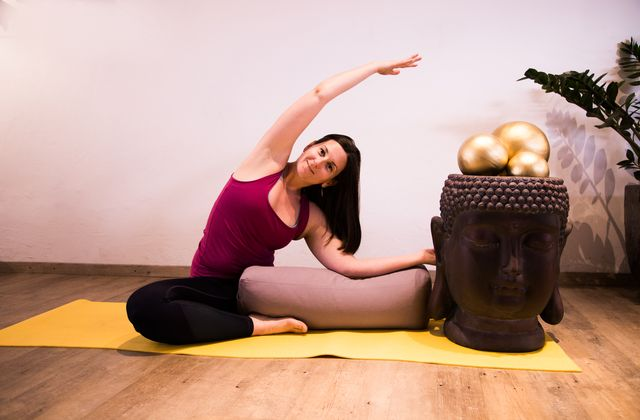 Mag. Sara Katu - Dipl. Yogalehrerin