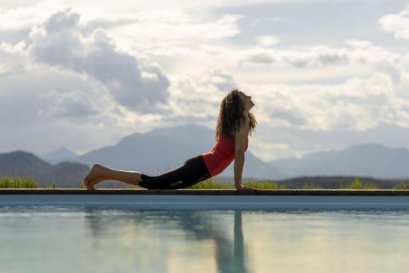 Yoga, Streklhof