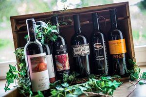 Weinspezialitäten im Streklhof