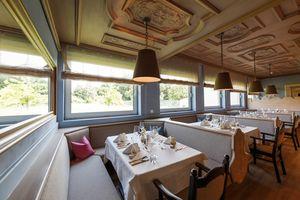 Großer Speisesaal nur für unsere Gäste