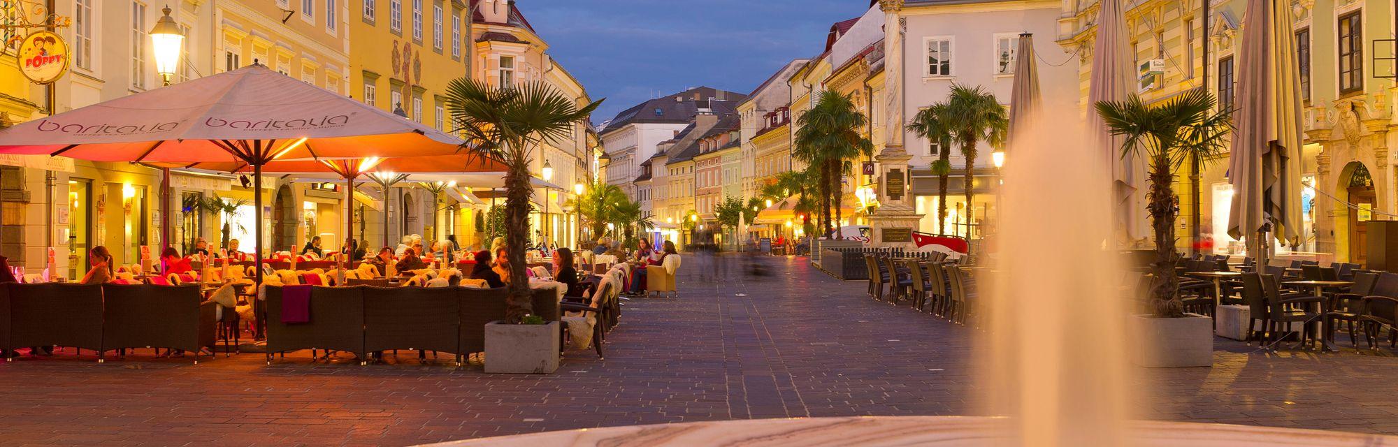Klagenfurt am Wörthersee | ©Kärnten Werbung/Franz Gerdl