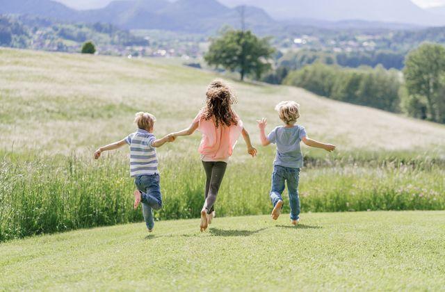 Familienurlaub im Streklhof